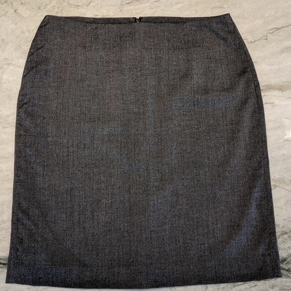 Banana Republic Dresses & Skirts - Banana Republic Grey Pencil Skirt